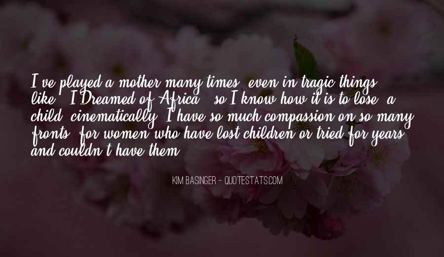 Kim Basinger Quotes #407853