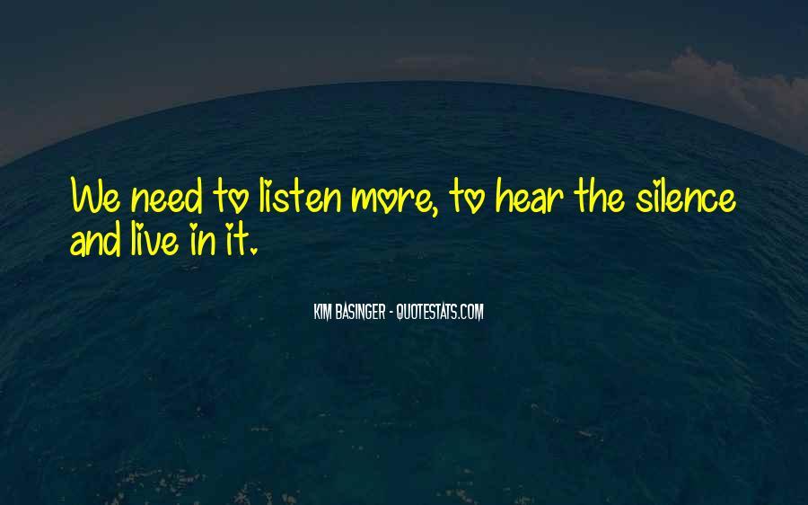 Kim Basinger Quotes #426492