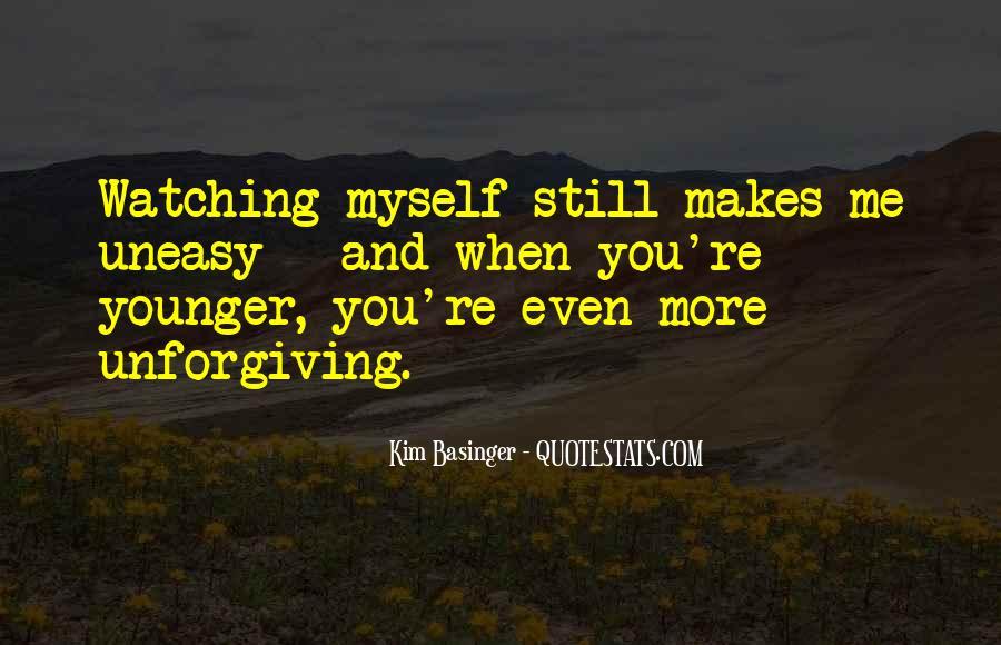 Kim Basinger Quotes #46914