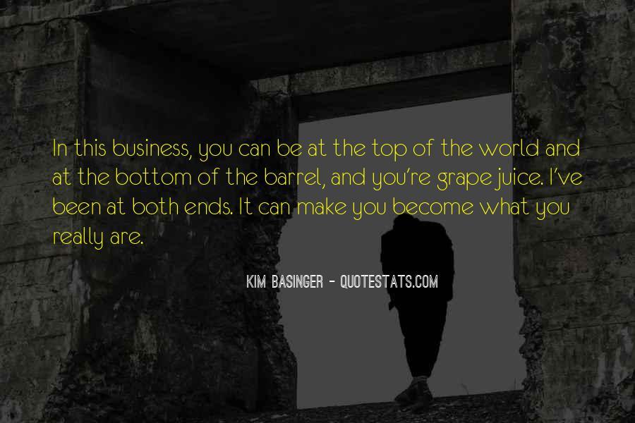 Kim Basinger Quotes #475294