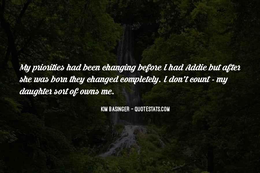 Kim Basinger Quotes #483853