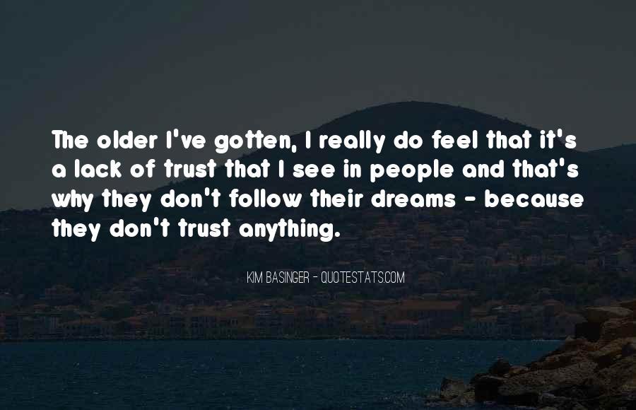 Kim Basinger Quotes #528827