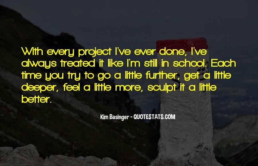 Kim Basinger Quotes #55018