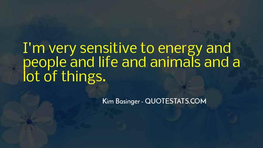 Kim Basinger Quotes #554890