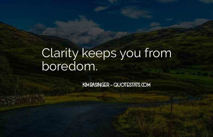 Kim Basinger Quotes #652953
