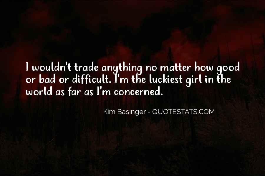 Kim Basinger Quotes #657769