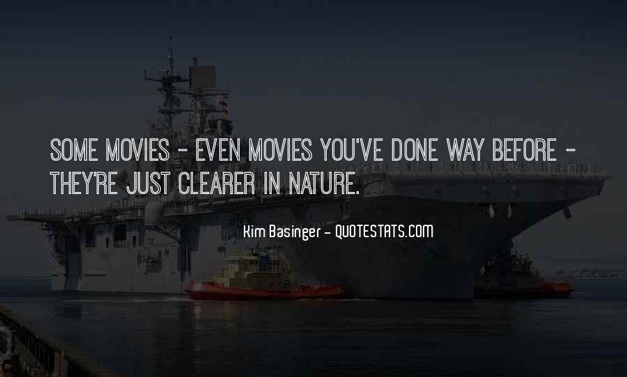 Kim Basinger Quotes #695747