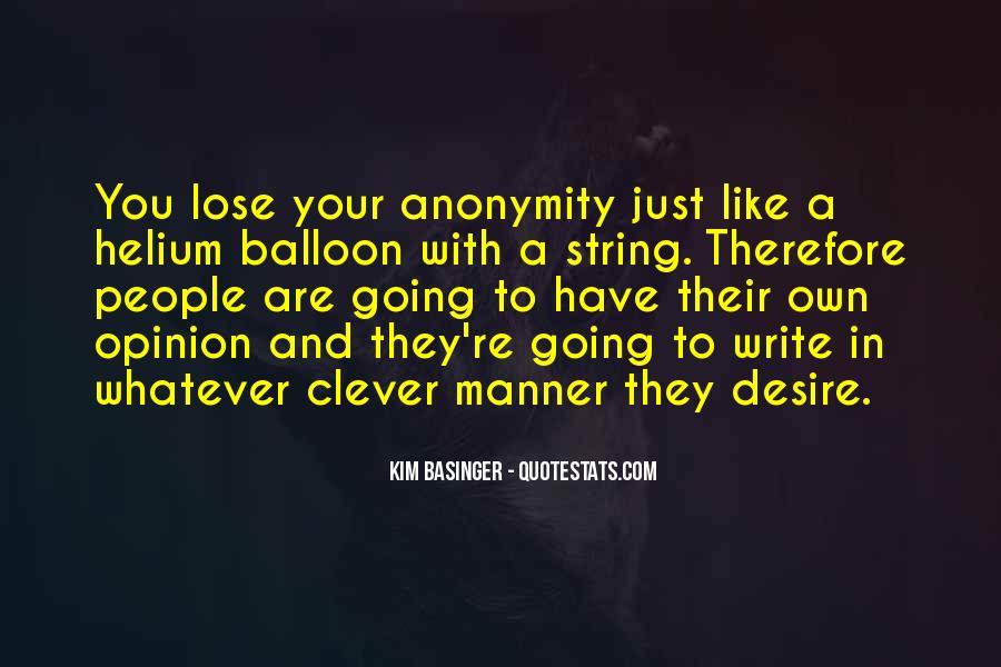 Kim Basinger Quotes #783738