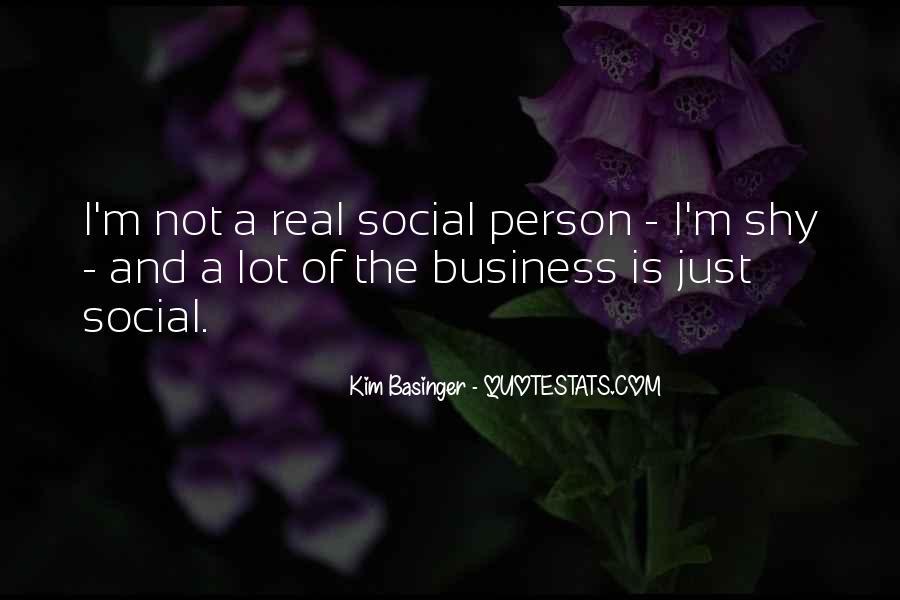 Kim Basinger Quotes #89721