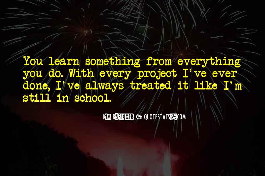 Kim Basinger Quotes #998068