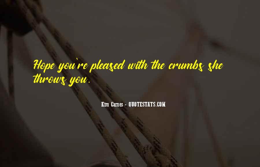 Kim Carnes Quotes #1239257
