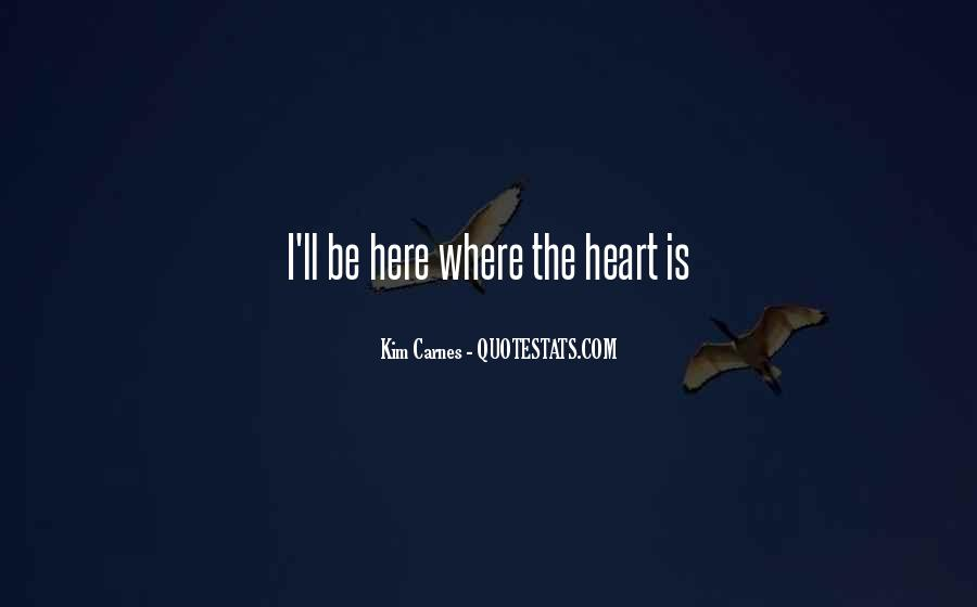 Kim Carnes Quotes #1580888