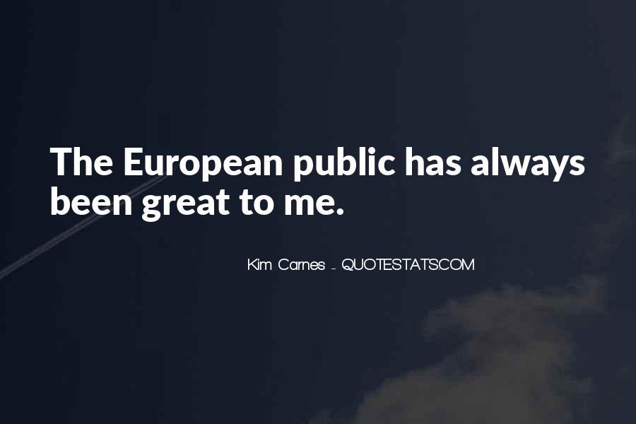 Kim Carnes Quotes #1781468