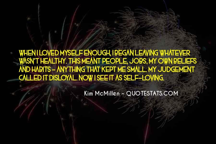 Kim Mcmillen Quotes #1399582