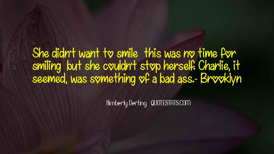 Kimberly Derting Quotes #1005547