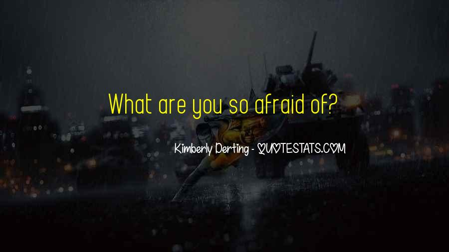 Kimberly Derting Quotes #1195177