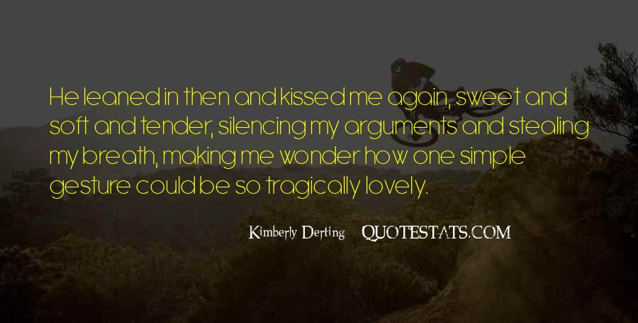 Kimberly Derting Quotes #130365