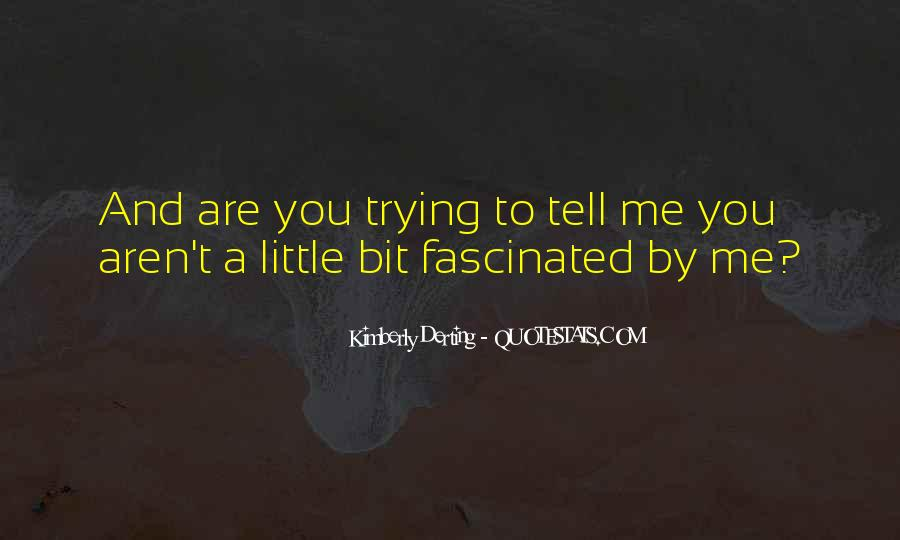 Kimberly Derting Quotes #1366243