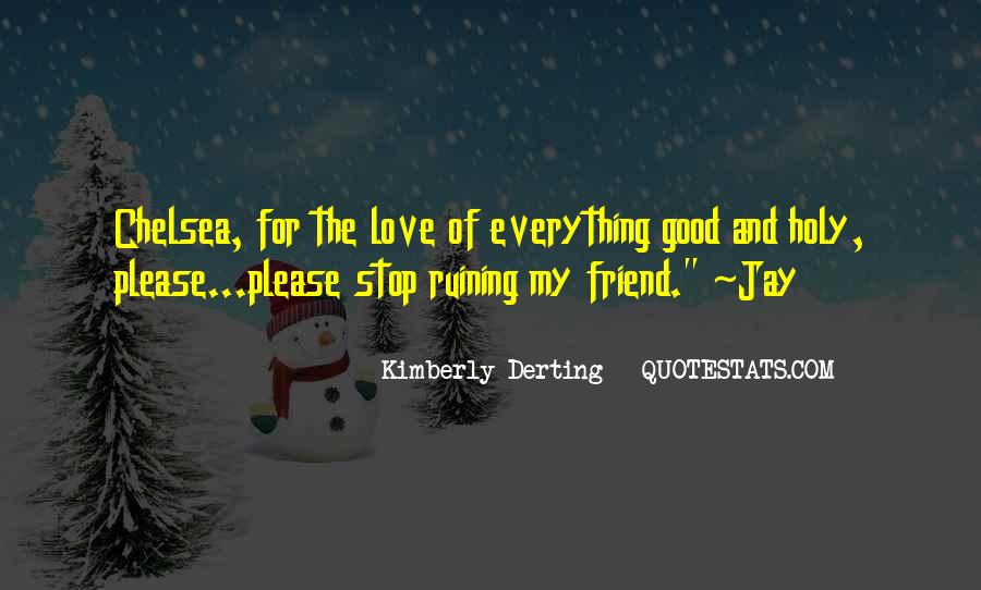 Kimberly Derting Quotes #1539967