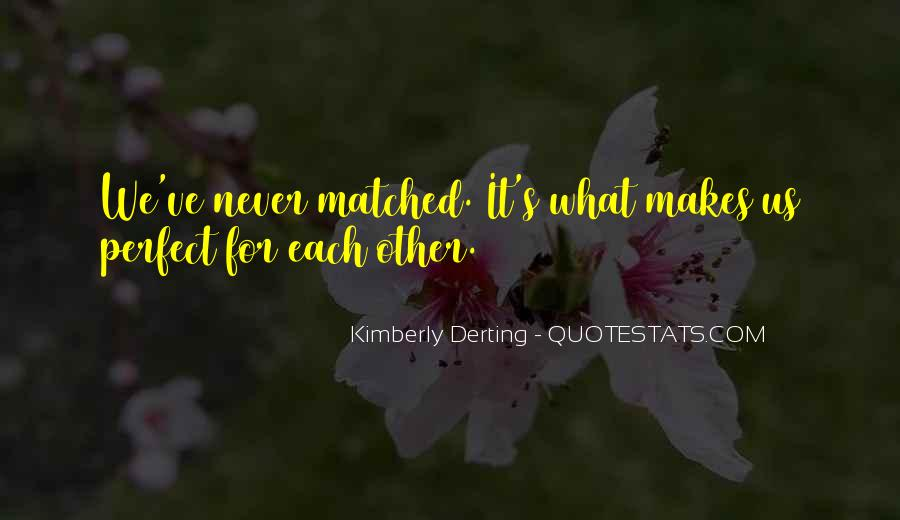 Kimberly Derting Quotes #1693333