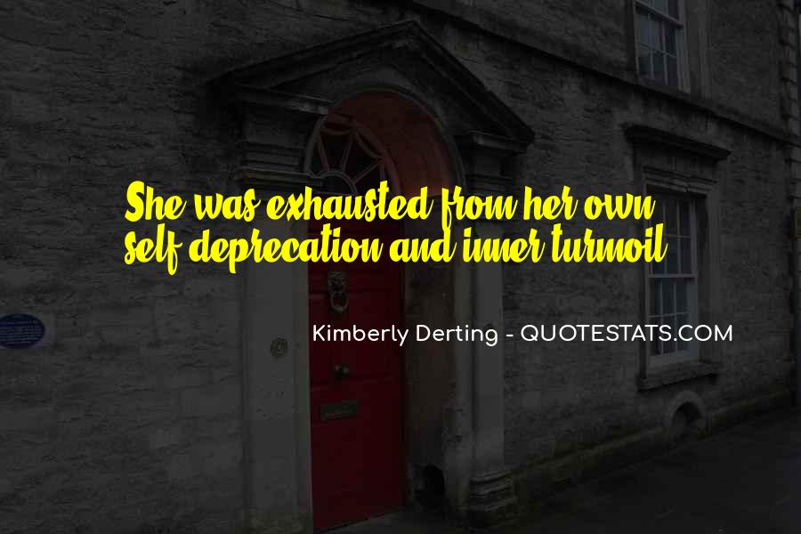 Kimberly Derting Quotes #224381
