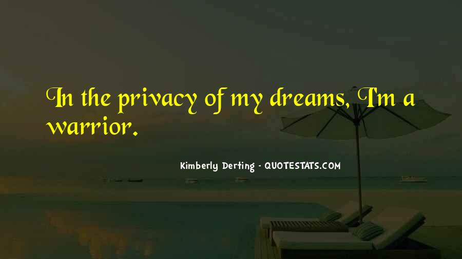 Kimberly Derting Quotes #227261