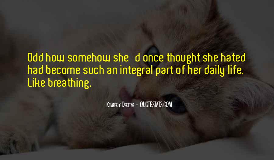 Kimberly Derting Quotes #553541