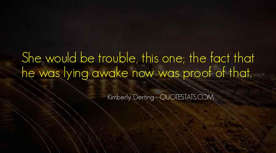 Kimberly Derting Quotes #610505