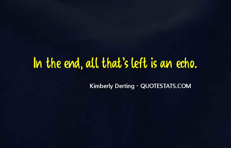 Kimberly Derting Quotes #993647