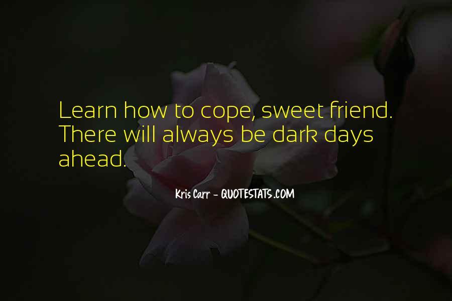 Kris Carr Quotes #1026639
