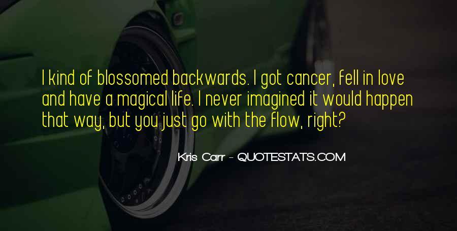Kris Carr Quotes #105945