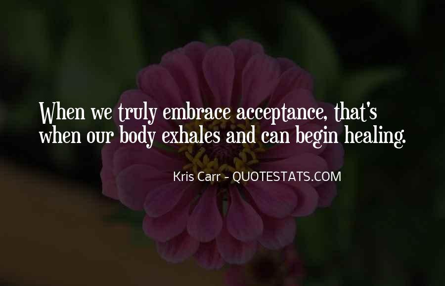 Kris Carr Quotes #1079324