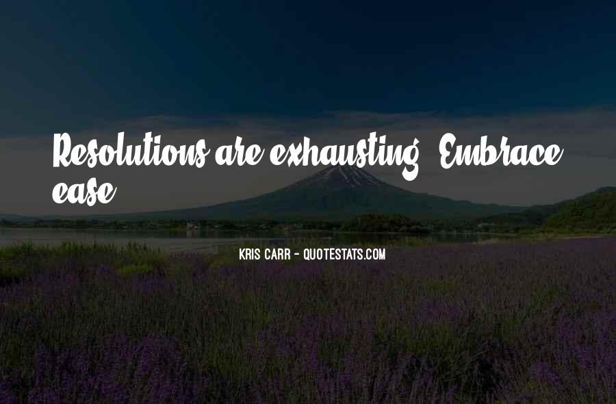 Kris Carr Quotes #1096714