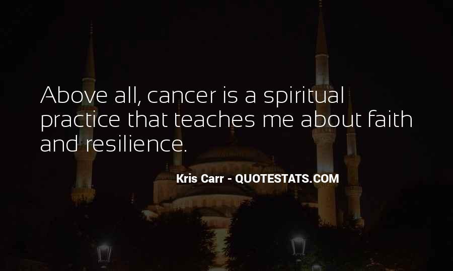Kris Carr Quotes #1164328