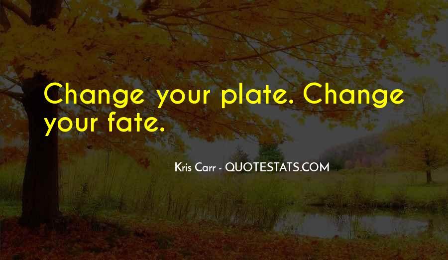 Kris Carr Quotes #1359721