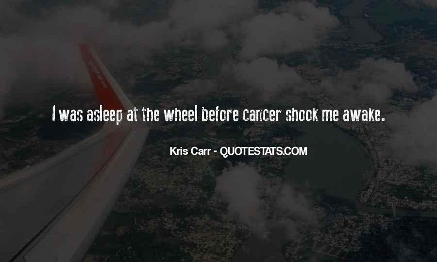 Kris Carr Quotes #151058