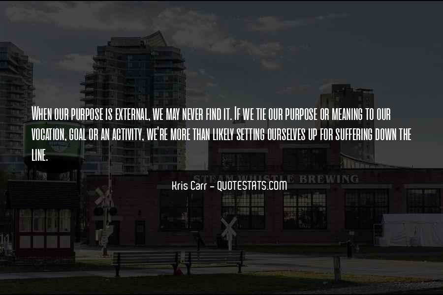 Kris Carr Quotes #1569554