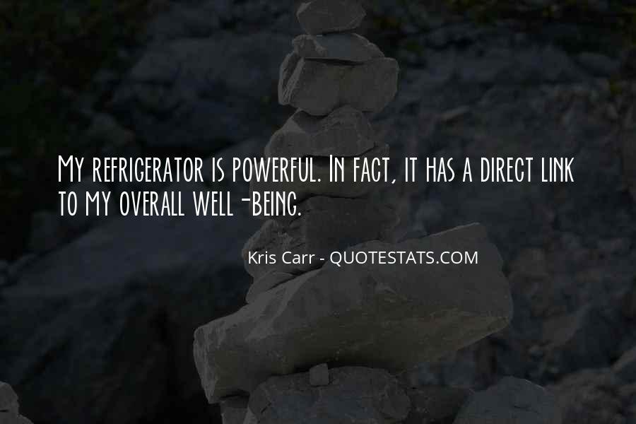 Kris Carr Quotes #1731660