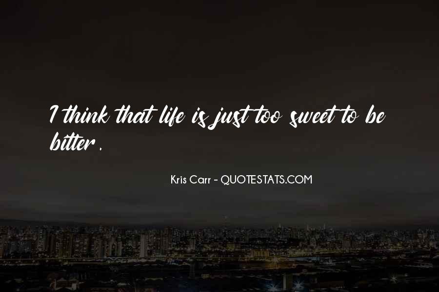 Kris Carr Quotes #1858604