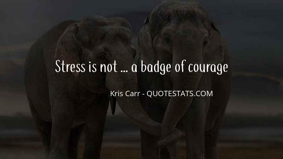 Kris Carr Quotes #322708
