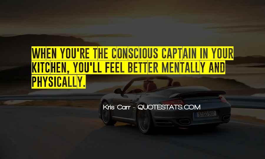 Kris Carr Quotes #606087