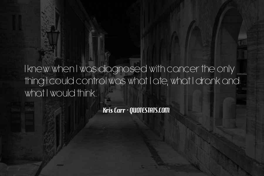 Kris Carr Quotes #642026