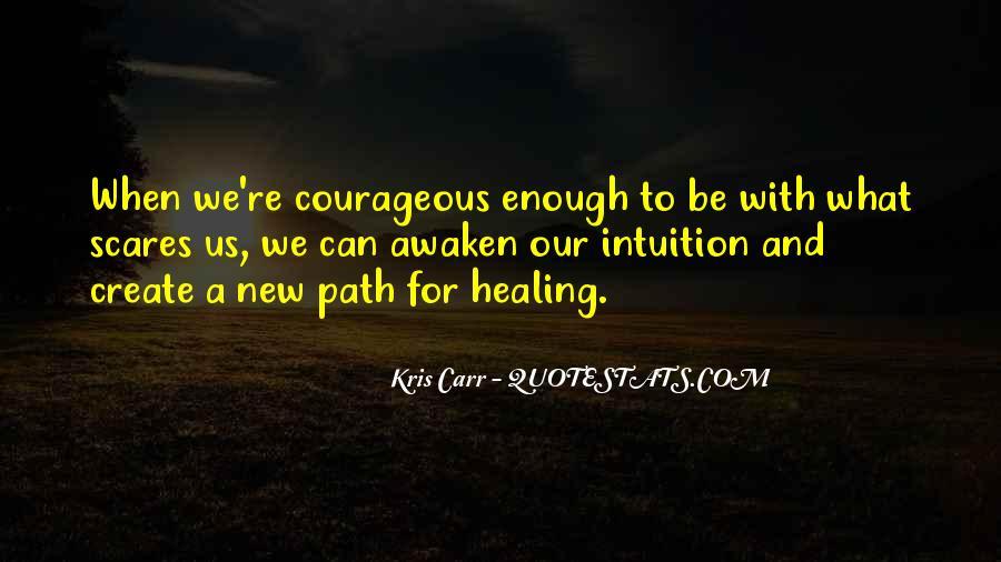 Kris Carr Quotes #642421