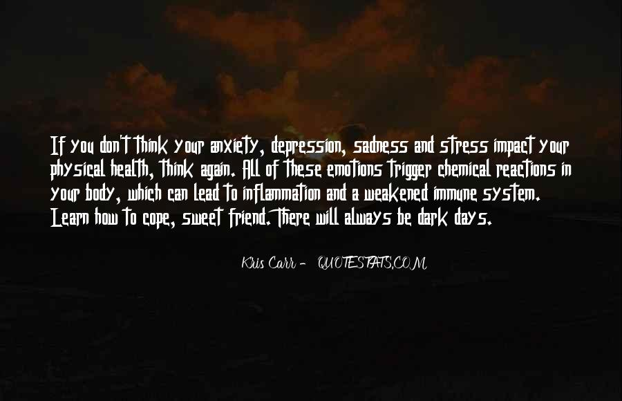 Kris Carr Quotes #70228