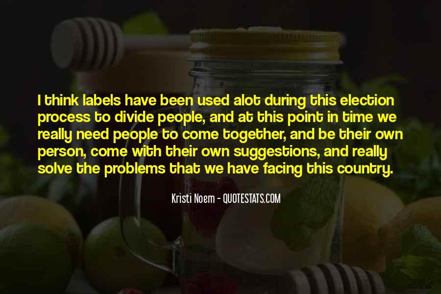 Kristi Noem Quotes #571386