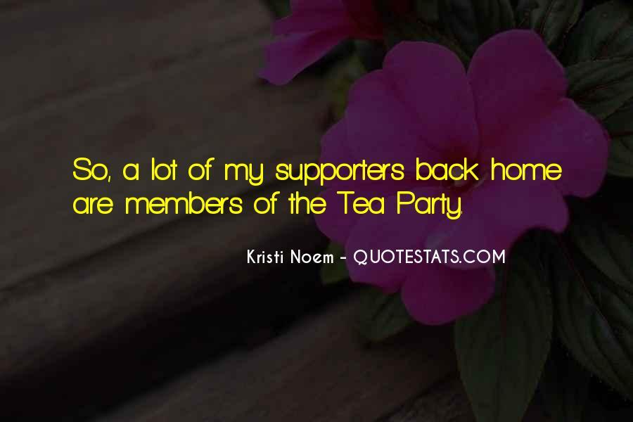 Kristi Noem Quotes #648642