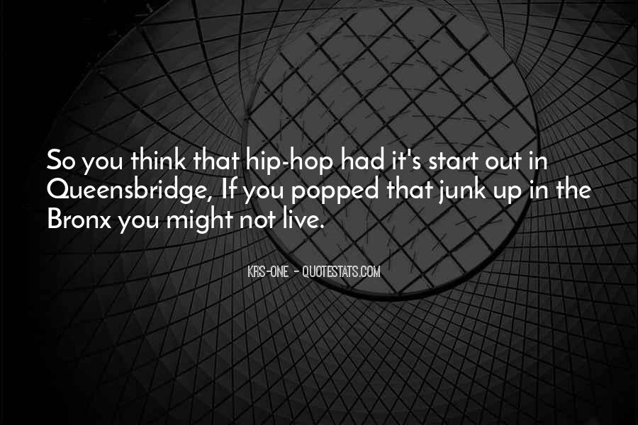 Krs One Quotes #1087297