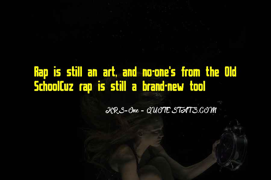 Krs One Quotes #130852