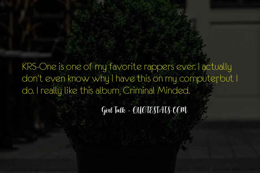 Krs One Quotes #1481258