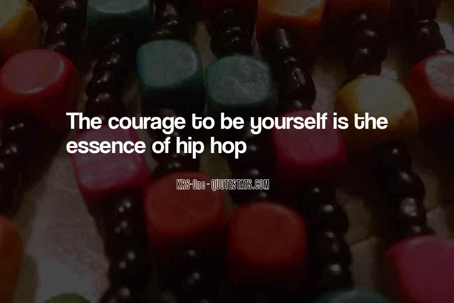 Krs One Quotes #1483661